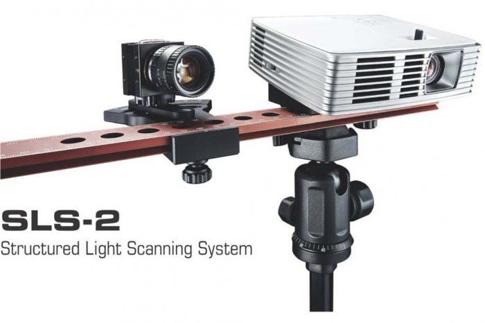 Scanner 3D - David SLS-2 - 2